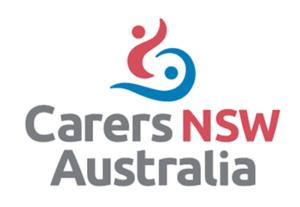 Carers NSW Australia Logo