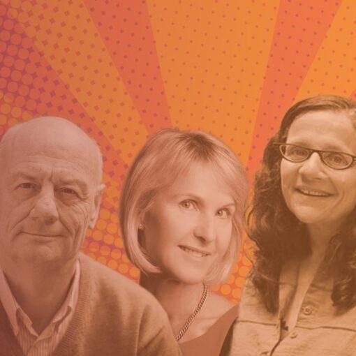 Jenna Price, Tim Costello and Christine David