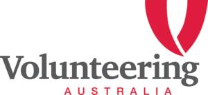 Volunteering Australia Logo