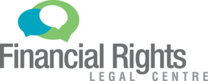 Financial Rights Legal Centre logo